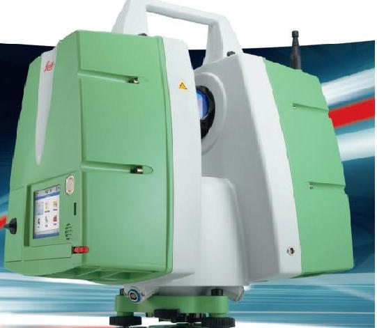 3D Laser Scanner Station